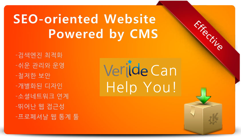 SEO & CMS by Veriide